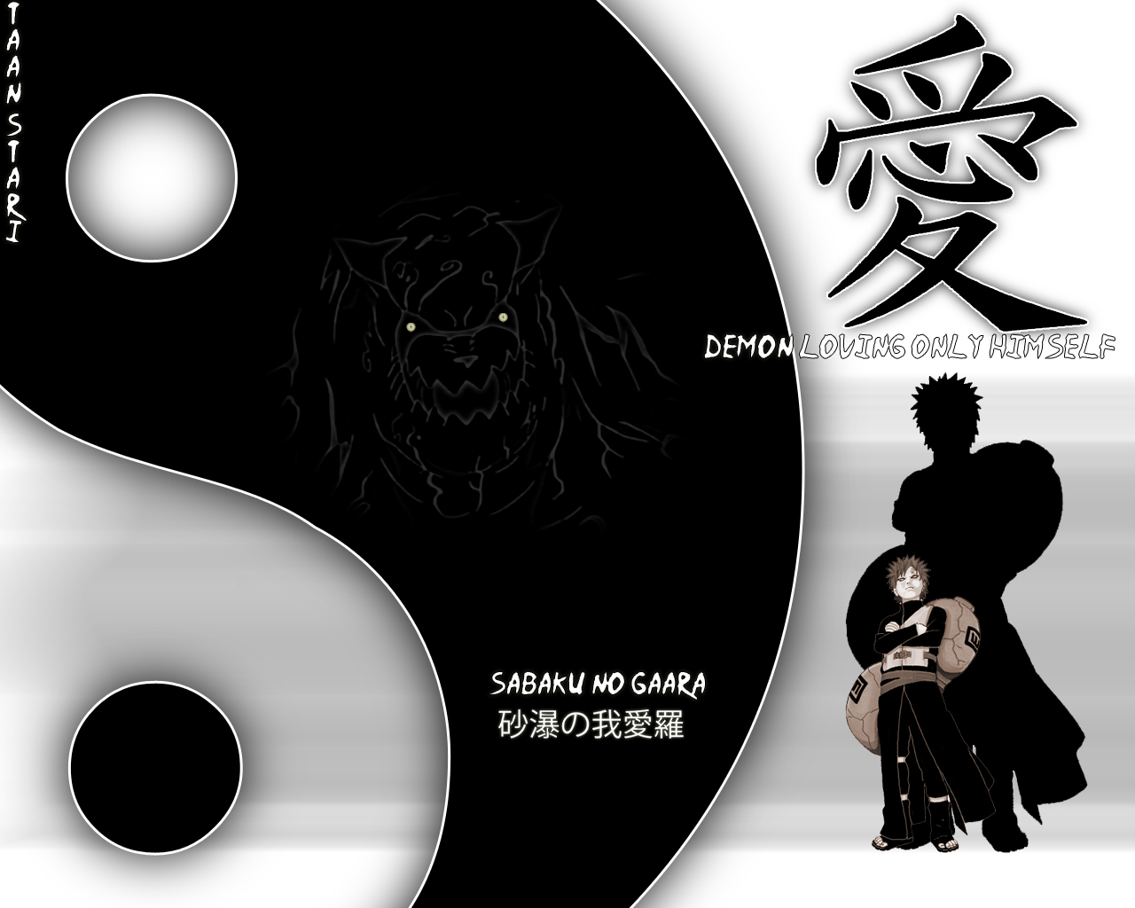 Here are another Gaara Wallpapers from Naruto Episodes.
