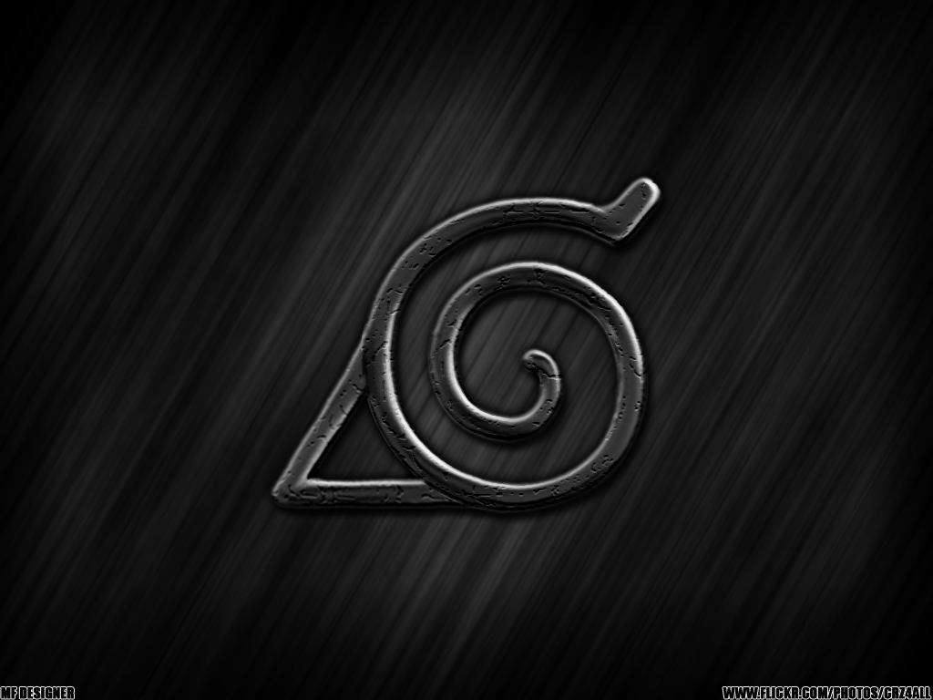 Logo Hidden Leaf Village