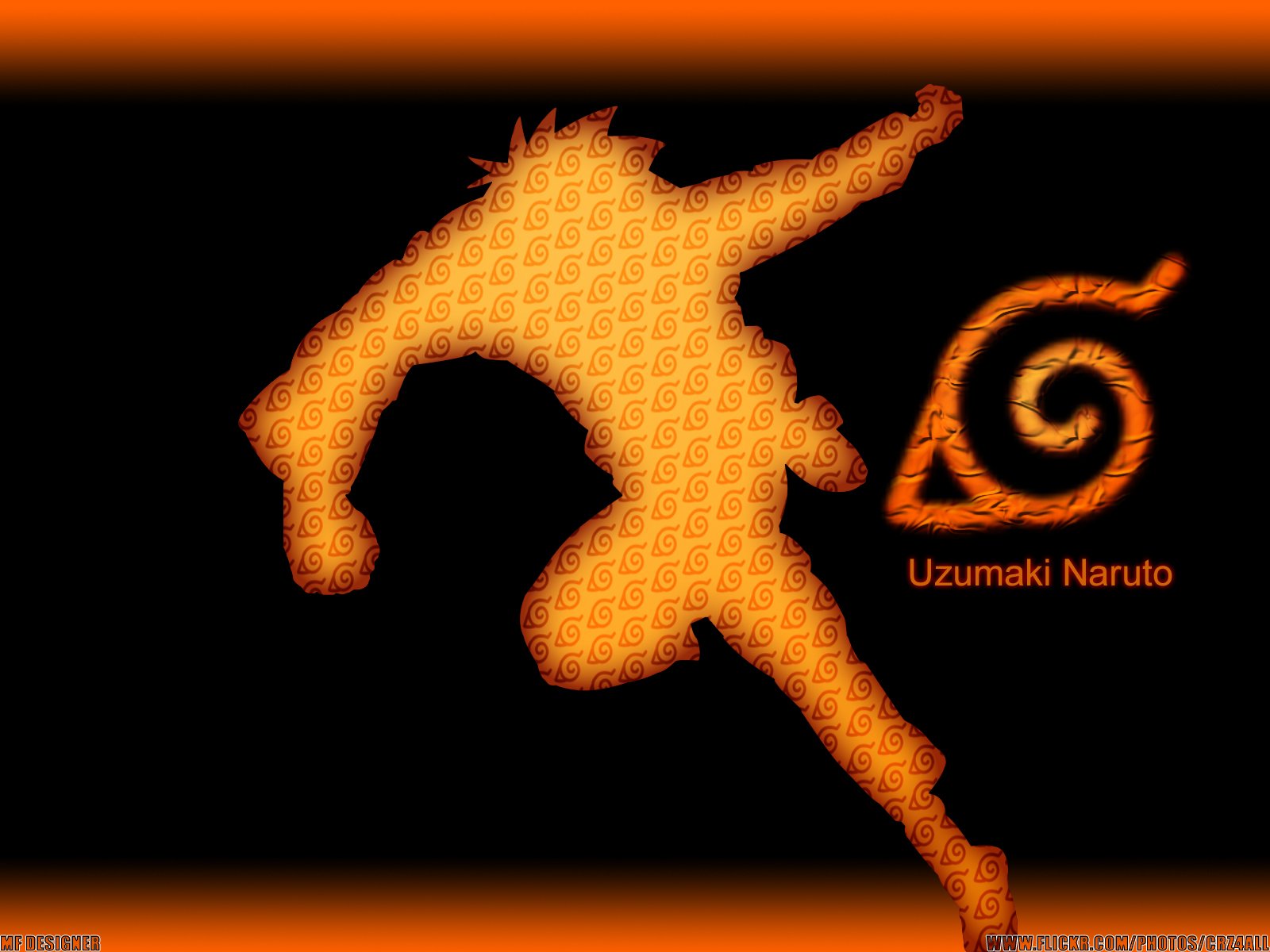 Uzumaki Naruto Wallpaper